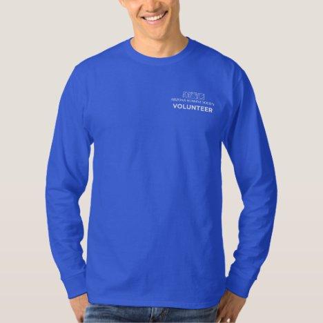Arizona Humane Society Volunteer Long Sleeve T-Shirt