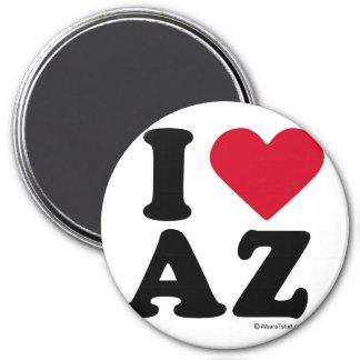 ARIZONA -I LOVE AZ - I LOVE ARIZONA MAGNET