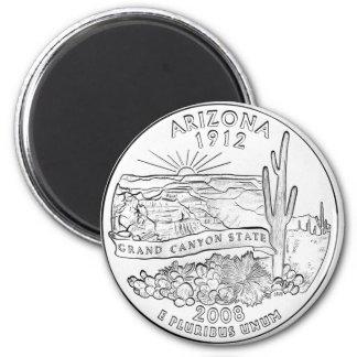 Arizona Imanes De Nevera