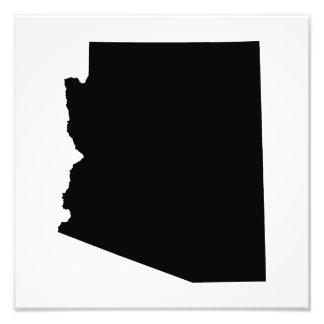 Arizona in Black Photo