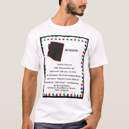Arizona Information Educational Shirt