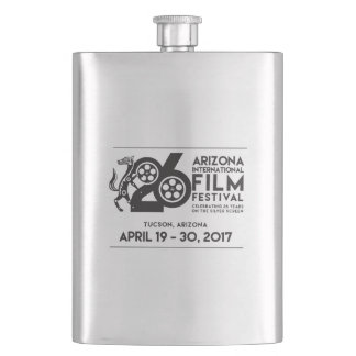 Arizona International Film Festival 2017 flask