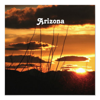 Arizona Personalized Invitations