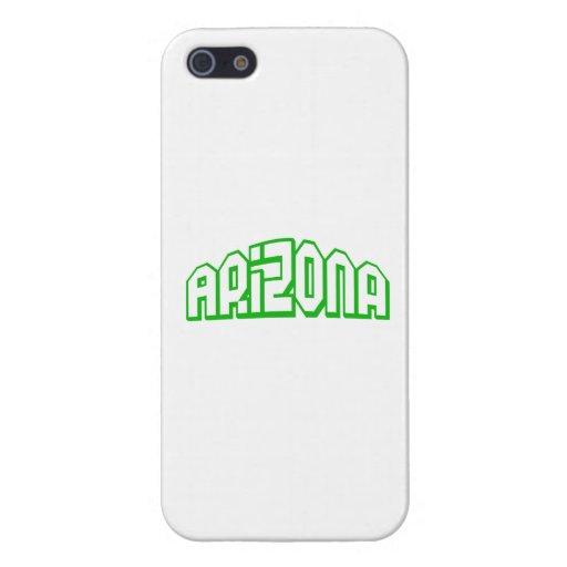 Arizona iPhone 5 Cárcasa