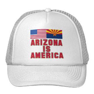Arizona IS America Pro Arizona Tshirts Mesh Hats