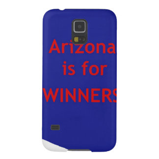 Arizona is for winners galaxy s5 cases