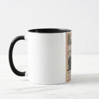 Arizona Joe - Beradle's Half Dime Library Mug