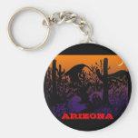 arizona key chain