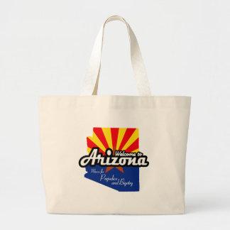 Arizona - La Meca para el perjuicio y el fanatism Bolsa De Mano