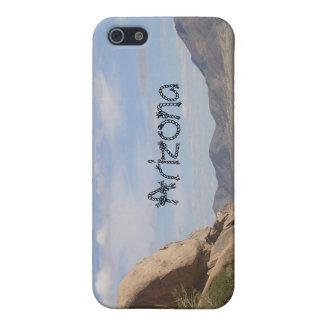 Arizona Landscape/Tucson iPhone SE/5/5s Case