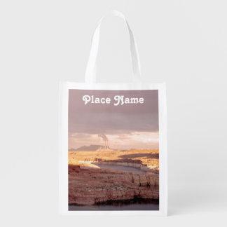 Arizona Landscape Reusable Grocery Bag