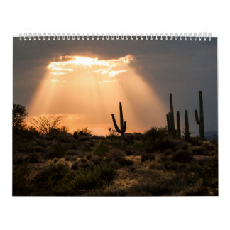 Arizona Landscapes Calendar