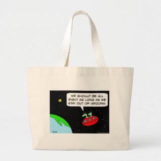 arizona law aliens illegal bag