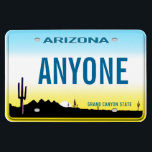 "Arizona License Plate (personalized) Magnet<br><div class=""desc"">Arizona License Plate (personalized)</div>"