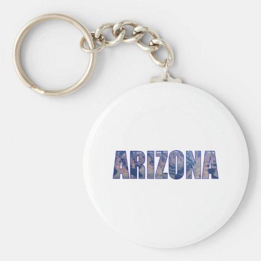 Arizona Llaveros Personalizados