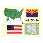 Arizona, los E.E.U.U. Postal