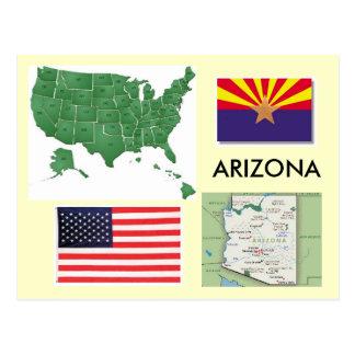 Arizona, los E.E.U.U. Tarjetas Postales