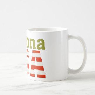 ¡Arizona los E.E.U.U.! Taza De Café