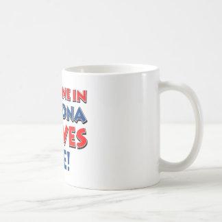 ARIZONA love designs Coffee Mug