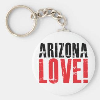 Arizona Love Keychain