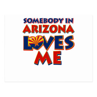 Arizona Love Postcard