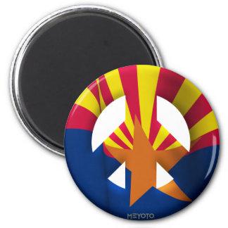 Arizona Refrigerator Magnet