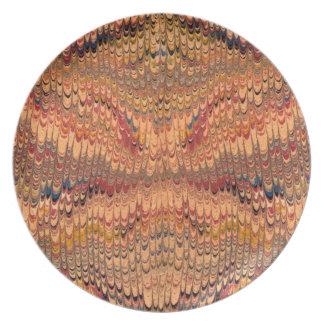 Arizona Marbled Dinner Plate