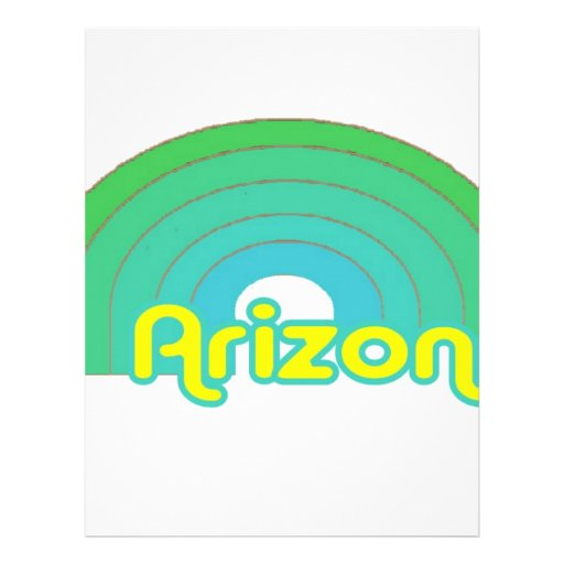 Arizona Membrete A Diseño