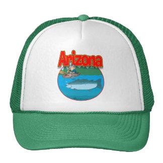 Arizona minnow hat