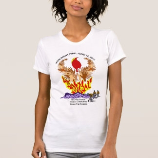 Arizona Monument Fire Shirt