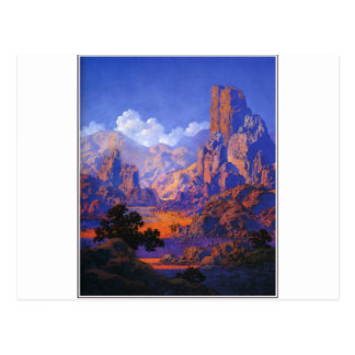 Arizona Mountains Postcard