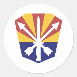 Arizona National Guard Stickers