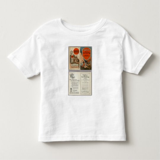 Arizona, New Mexico auto trails Toddler T-shirt