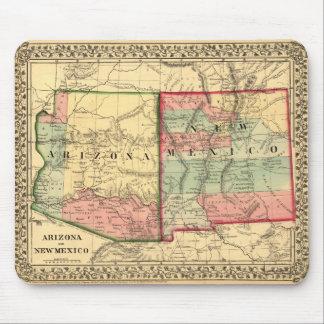 Arizona/New Mexico Mouse Pad