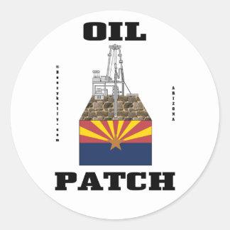 Arizona Oil Patch Sticker,Oil Field Decal,Oil,Gas