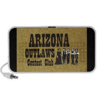 Arizona Outlaws Contest Club Speaker