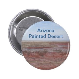 Arizona Painted Desert 2 Inch Round Button