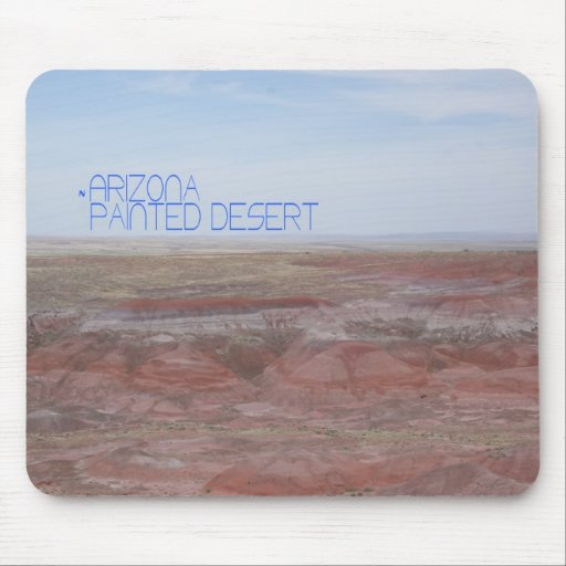 Arizona Painted Desert Mouse Pads
