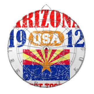 ARIZONA PERFECT TOGETHER DISTRESSED PRODUCTS DARTBOARDS