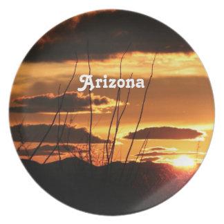 Arizona Plato Para Fiesta