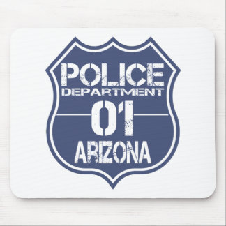 Arizona Police Department Shield 01 Mouse Pad