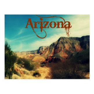 Arizona Postcard