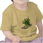Arizona Prickly Pear Infants Yellow T-shirt T-shirt