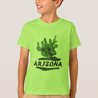 Arizona Prickly Pear Kids T-shirt