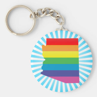 arizona pride. keychain