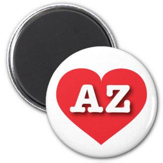 Arizona Red Heart - Big Love Magnet
