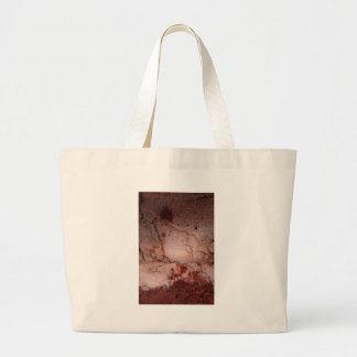Arizona Red Large Tote Bag