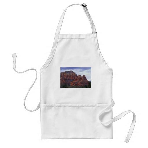 Arizona Red Rocks Adult Apron