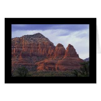 Arizona Red Rocks Greeting Card
