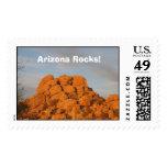 Arizona Rocks! Postage Stamp